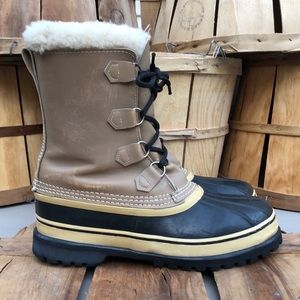 Sorel x Caribou Snow Boots (Waterproof)